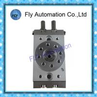 Buy cheap SMC Compact rotary table MSAQB10A Pneumatic Cylinder Rack Pinion Style from wholesalers