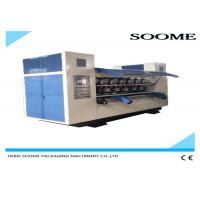 Buy cheap Automatic NC Computer Type Thin Blade Slitter Scorer For Corrugated Box 2500mm from wholesalers