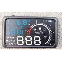 Buy cheap Multi - Color Bluetooth Car Heads Up Display , Bmw X3 HUDandroid Heads Up Display from wholesalers