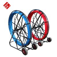 Buy cheap Fibreglass Drainer, FRP fish tape, fiberglass cable snakes duct rodder from wholesalers