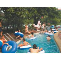 Buy cheap Largest Rapids Lazy River Water Park Resort For Children Spray from wholesalers