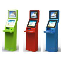 Buy cheap Windows 7 Or Linux Internet Health Care Kiosk With Pin Pad Medical Kiosk Machines from wholesalers