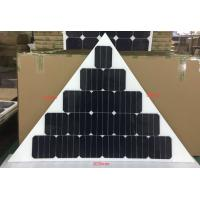 Buy cheap High Efficiency Custom Solar Panels , Flexible Solar Panels With Junction Box from wholesalers