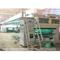 Buy cheap Double Layer Automatic Lamination Machine Aluminum Foil Dry Type 130 M/Min Speed from wholesalers