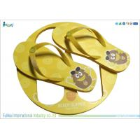 Buy cheap Eco - Friendly EVA Sandals Customized Flip Flops Ladies Slipper For Beach from wholesalers