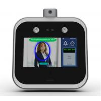 Buy cheap heat detector face recognition thermal imaging system for human thermal temperature detection and work attendance from wholesalers