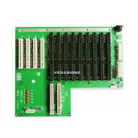 Buy cheap 4 PCI Slot And 7 ISA Slot Motherboard , 4U PICMG1.0 Industrial Backplane Motherboard product
