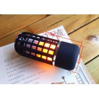 Buy cheap 2018 New Bluetooth Speaker Wireless Bluetooth Flame Light Card Portable Radio Speaker Bass from wholesalers