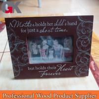 Buy cheap china wood carved picture frames from wholesalers