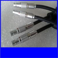 Connector Cable Assemblies : Pin lemo connector cable assembly