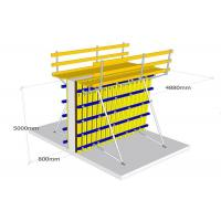 Buy cheap Large Size Wall Formwork System With H20 Timber Beam / Film Faced Plywood / Steel Waler from wholesalers