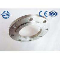 Buy cheap Customized Metal Bearing Spare Parts / Hydraulic Pipe Flanges For Mine Equipment from wholesalers