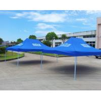 Buy cheap Portable Custom Made Outdoor Silk Screen Printing Advertising Folding Tent from wholesalers