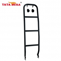 Buy cheap Universal Iron Steel SUV Side Ladder For Round Tube Roof Basket from wholesalers