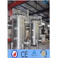 Buy cheap Custom Industrial Filter Housing Industrial Air Filters For Juice from wholesalers