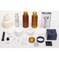 Buy cheap Rapid Cnc Prototyping / Cnc Plastic Machining With Turning Milling Threading Processing from wholesalers