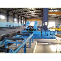 Buy cheap Industrial Automated  H Beam Welding Line With Hydraulic Pressure System from wholesalers
