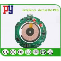 Buy cheap Custom PCBA Board Wireless Charging Transmitter Coil Cell Phone Charger Pad from wholesalers