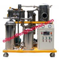 Buy cheap Restaurant Cooking Oil Filtration/Coconut Oil Filter Machine/Cooking Oil Cleaning Machine,oil purifier factory sale from wholesalers