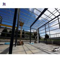 Buy cheap Q235 steel structure construction warehouse building material from wholesalers