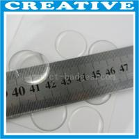 Buy cheap 22mm clear round epoxy sticker product
