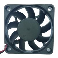 Buy cheap High Temperature Exhaust Cooling Fan 60 × 60 × 15 mm / DC Duct Fan / CPU Fan from wholesalers