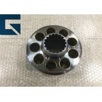 Buy cheap Komatsu HPV132 hydraulic Pump Parts Cylinder Block 708-2H-04140 Left 708-2H-23160 Right from wholesalers