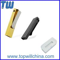 Buy cheap Fashion Tie Clip 16GB 32GB Usb Flash Memory for Company Promotion Gifts from wholesalers