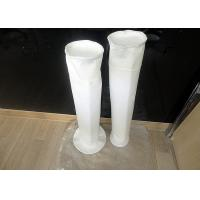 Buy cheap PTFE coated needle felt dust filter bag for air filtration equipment from wholesalers