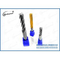 Buy cheap Solid Carbide End Mill, 100% Virgin Tungsten Carbide Ball Nose End Mill from wholesalers