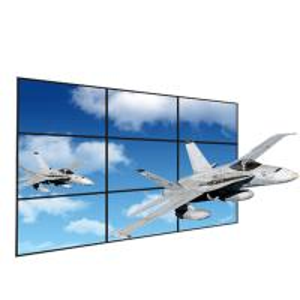 Buy cheap 0.8mm Narrow Bezel Seamless Video Wall , Anti Static 2x2 Lcd Screen Wall product