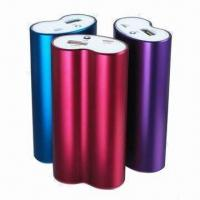 Buy cheap Mobile Phone External Batteries for Samsung Galaxy/HTC/iPhone/RIM's BlackBerry, 5,200mAh Capacity from wholesalers