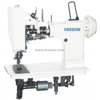 Buy cheap Handle Operated Universal Upper Lockstitch Zigzag Embroidery Machine FX1118 from wholesalers