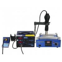Buy cheap Brand new YIHUA 3-in-1 BGA Rework Station YH-862D+ and YH-853A Combination from wholesalers