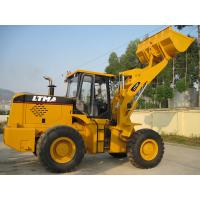 Buy cheap 2017 LTMA brand new front end loader 3 ton 5 ton mini wheel loader with WEICHAI engine for sale from wholesalers