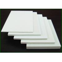 Buy cheap Waterproof PVC Foam Board Sheet Wall Mounted Durable For Bathroom Cabinet product