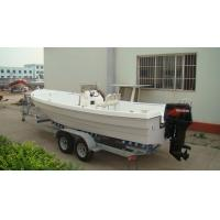 Buy cheap Erosion Resistant Fiberglass Fishing Boats Easy Operate 6.8 M For Water Parks from wholesalers