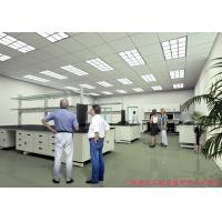 Buy cheap Corrosion Resistant School Lab Furniture , Full Steel Desk Lab Systems Furniture from wholesalers