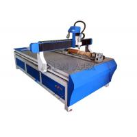 Buy cheap Computer Controlled Cnc Wood Carving Machine , 3D Woodworking 4 Axis Cnc Wood Router from wholesalers