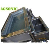 Buy cheap 100L Smt Ultrasonic Stencil Cleaner for Brass Stencil Plate Cleaning from wholesalers