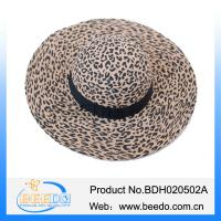 Buy cheap Cheap 100% wool felt floppy wide brim hat from wholesalers