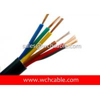 Buy cheap UL21064 UV Resistant FR-PE Sheathed LSZH ABC Motor Cable 80C 30V from wholesalers