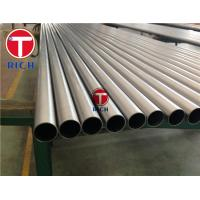 Buy cheap GB/T 30059 Incoloy 800 Inconel 600 Seamless Alloy Steel Pipe For Heat Exchanger Tube from wholesalers