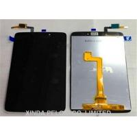 3-5 Inch Phone LCD Screen Digitizer Touch White Black Retina Display Rectangle