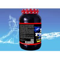 Buy cheap Low cholesterol protein powder Strawberry flavor supply amino acid from wholesalers
