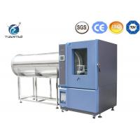 Buy cheap AC 3 Phase Iec 60529 Test Equipment / Waterproof Testing Machine For Mobile Phone from wholesalers