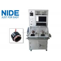 Buy cheap Nide Double Stations Motor Testing Equipment For Testing Stator Working from wholesalers