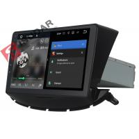 Buy cheap Black Dual Din Android Auto Car Stereo For Chevrolet Trax Navigation GPS Radio product