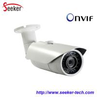 Buy cheap High resolution onvif hd ip camera full 1080 cctv camera poe ip camera Bullet Waterproof from wholesalers