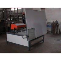 Buy cheap SBT - SSHP98 Single Side Heated Roller Press Machine 1000mm Max IGU Size from wholesalers